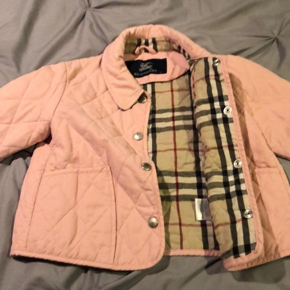 Kids Burberry coat